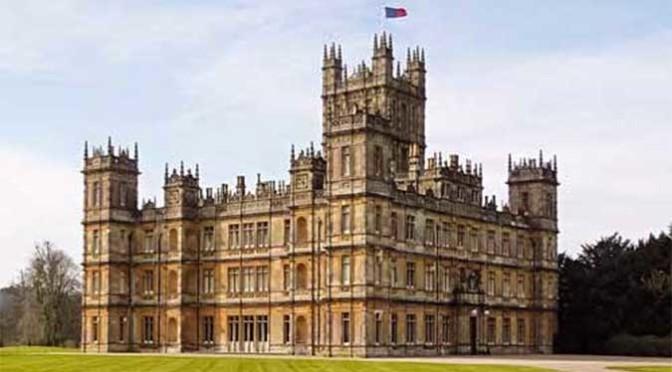 Non solo Londra. Viaggio nell'aristocratica campagna inglese di Downton Abbey