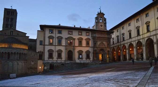 """""""La vita è bella"""" ad Arezzo: dal film al viaggio"""