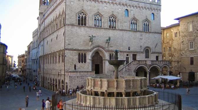 """Partiamo per l'Umbria con """"Don Matteo 10"""", set delle riprese del 2015"""