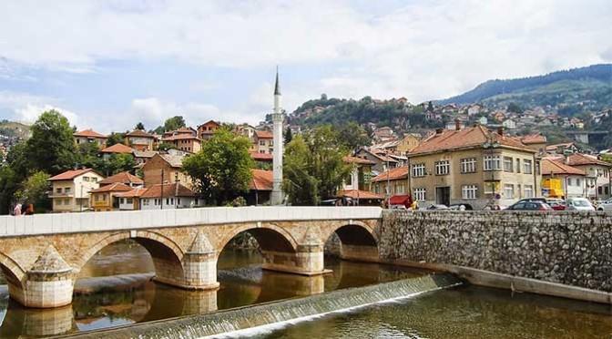 Sarajevo: la città delle quattro religioni