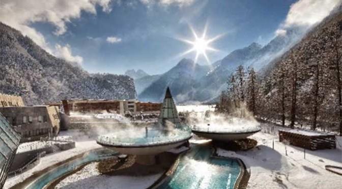 """Relax ed emozioni in Tirolo sulle tracce di """"Spectre"""", nuovo film di James Bond"""