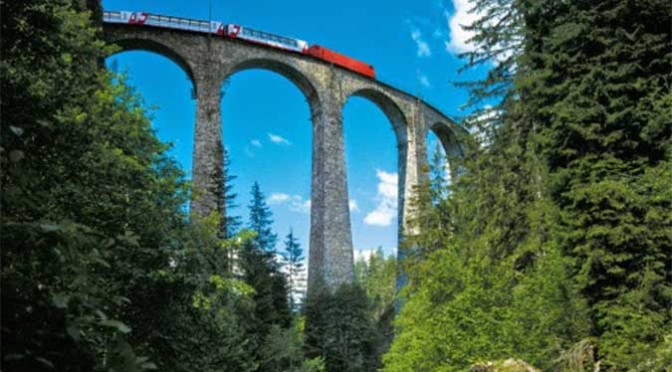 Un viaggio in Svizzera è emozionante come un film!