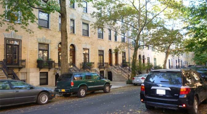 Upper East Side, il quartiere di New York dove viveva Oriana Fallaci