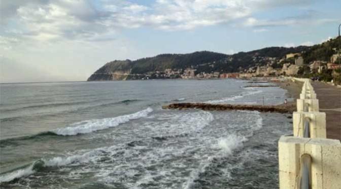 Festival di Sanremo? Non solo canzoni ma anche tanto cinema in Liguria con Matt Damon