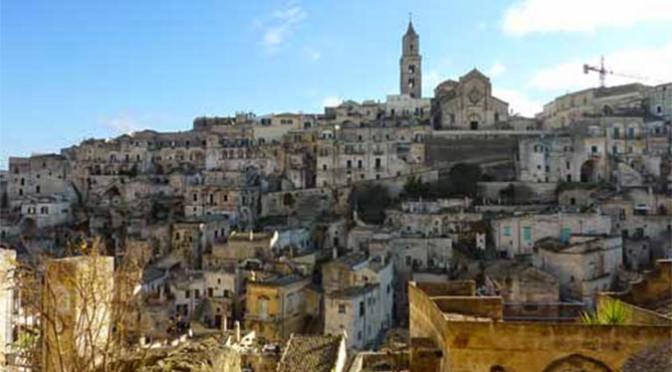 Matera, la Gerusalemme cinematografica. Che viaggio da film