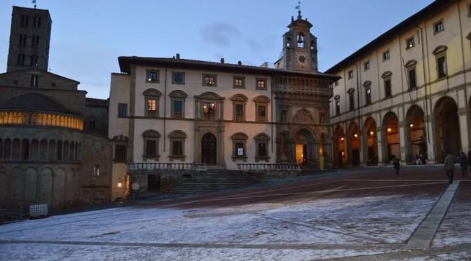 Cineturismo ad Arezzo con Roberto Benigni e Leonardo Pieraccioni