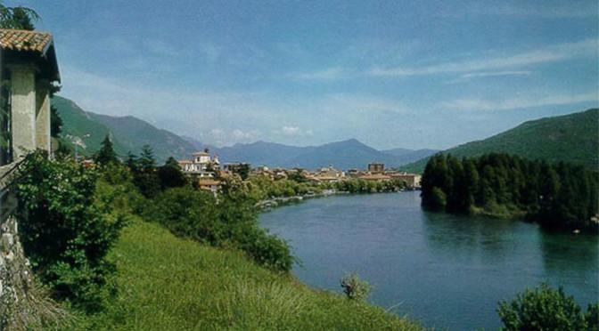 """A Sarnico, sul lago d'Iseo, con Alessio Boni e il nuovo thriller """"Respiri"""""""