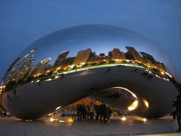 Cloud Gate, Chicago © Dario Battaglini