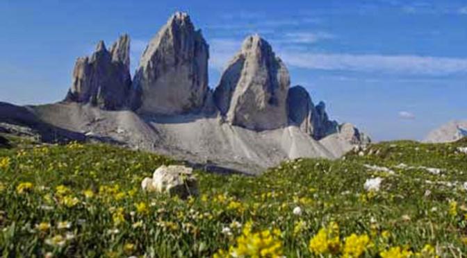 """La vacanza sulle Dolomiti? E' a """"Un passo dal cielo"""""""