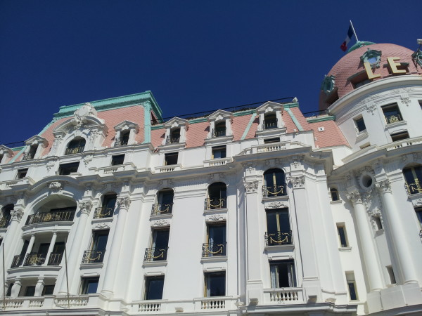 Nizza - Hotel Negresco