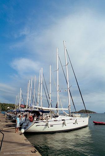 Sporadi, isola di Skiathos ©GNTO/Y.Skoulas