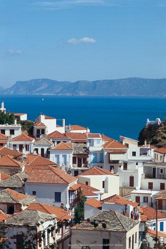 Sporadi, isola di Skiathos, Chora ©GNTO/Y.Skoulas
