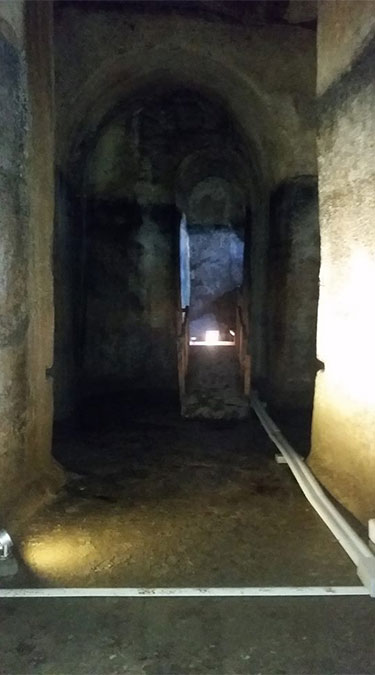 Ponza - Cisterna della Dragonara