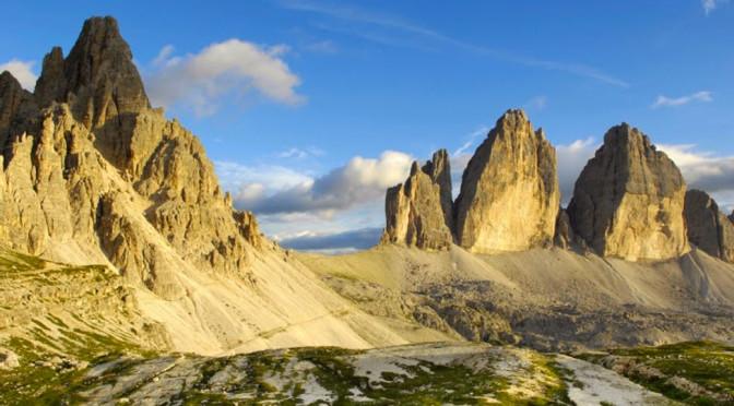 """Vacanza da film sulle Dolomiti? Sui set di """"Un passo dal cielo"""""""