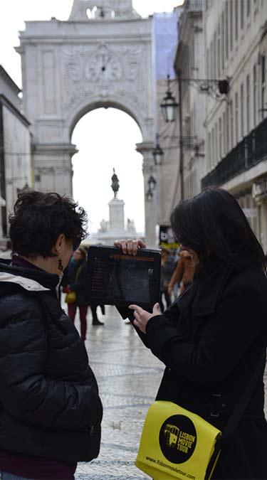 Lisbona - Sostiene Pereira