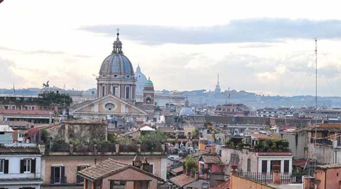 Roma: cineturismo da…. videoclip!