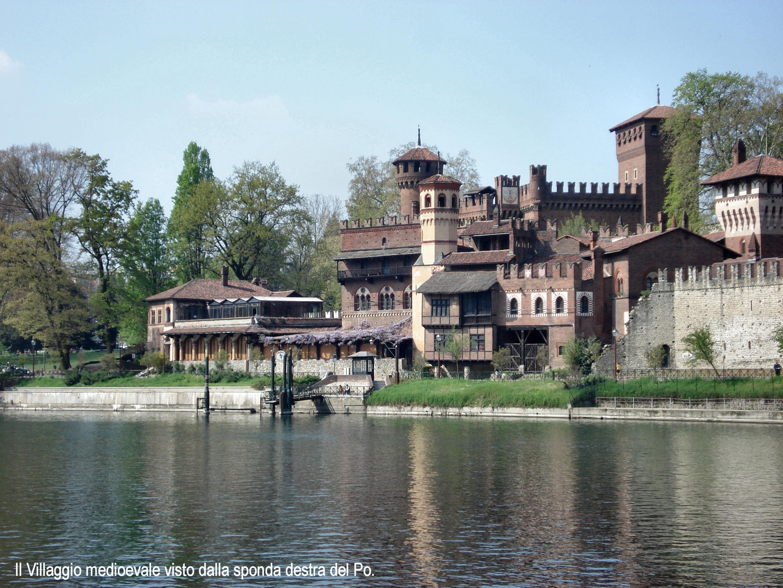 Il villaggio medioevale