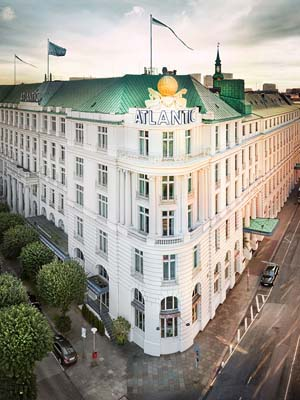 Hotel Atlantic Kempinski, Amburgo