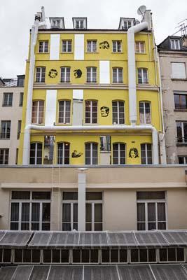 123 Sebastopol, Parigi