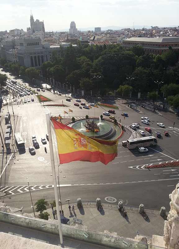 Plaza Cibeles