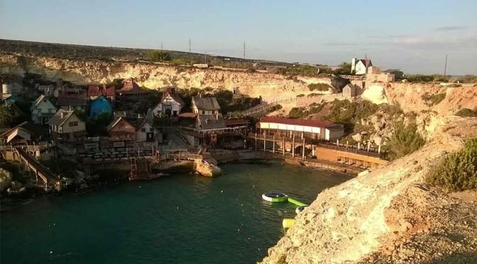 Malta, non solo mare: il Popeye Village Disney