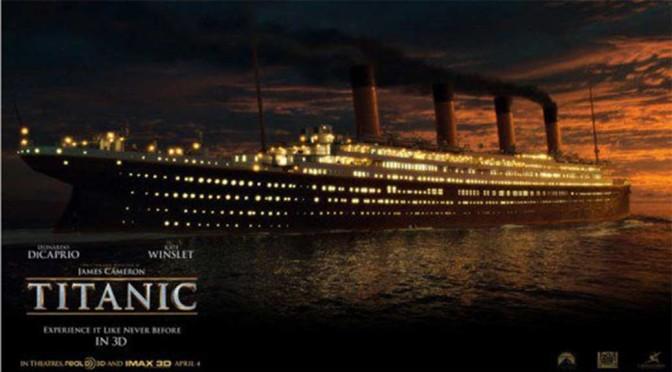 Titanic, 10 curiosità sulle location del film