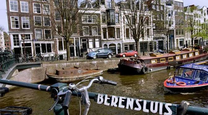 """Ad Amsterdam nei luoghi di """"Colpa delle stelle"""""""