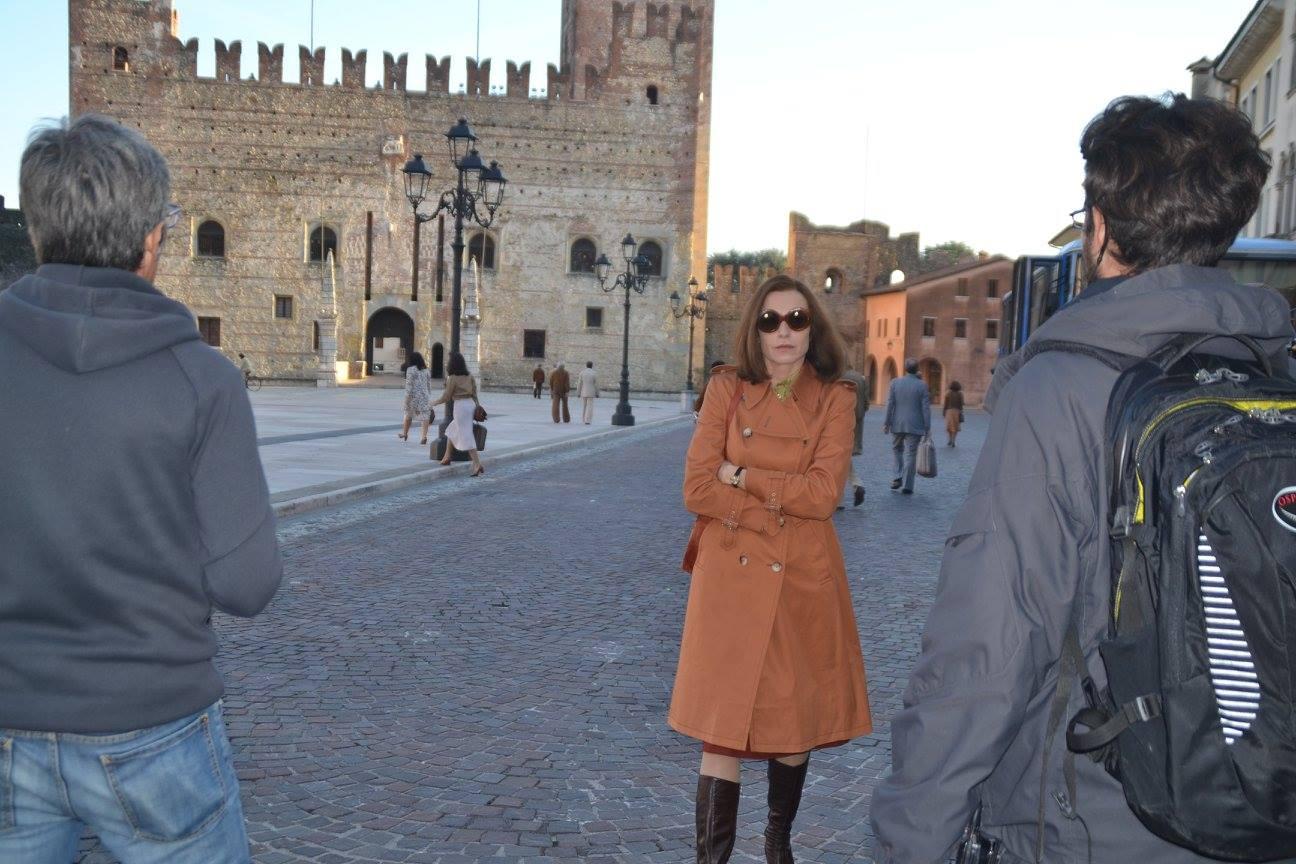 Stefania Rocca a Marostica