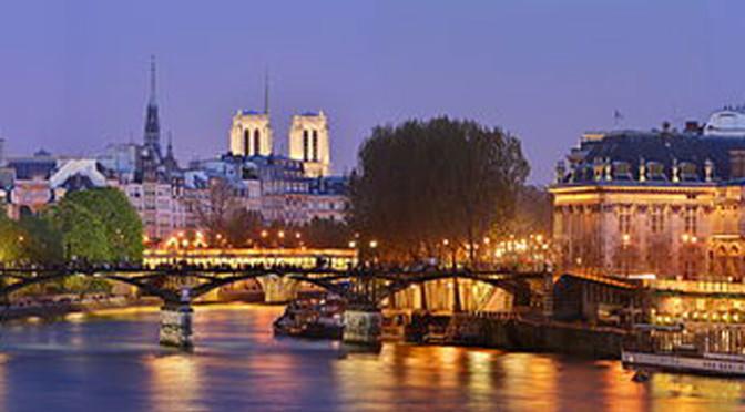 Parigi: culla del cinema