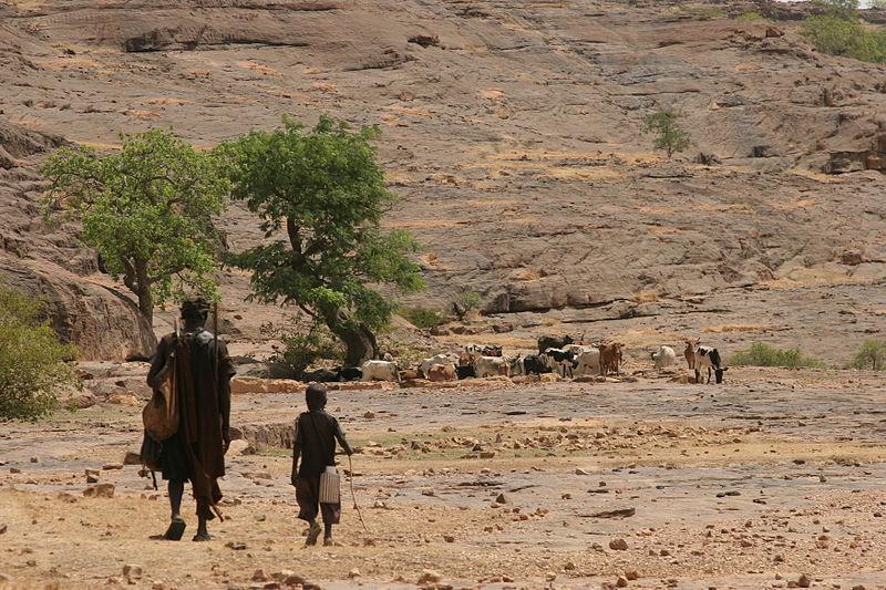 Dogon - Mali Wikimedia Commons