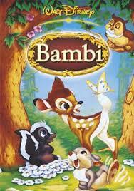 Bambi locandina