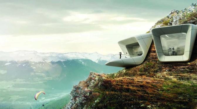 """Messner Mountain Museum, sei esperienze """"A un passo dal cielo"""""""