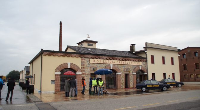 Di Padre in Figlia: la fiction ambientata nelle distillerie di Bassano del Grappa