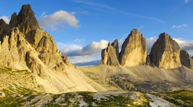 """Viaggia con noi sulle Dolomiti a """"Un passo dal cielo"""". Il programma"""
