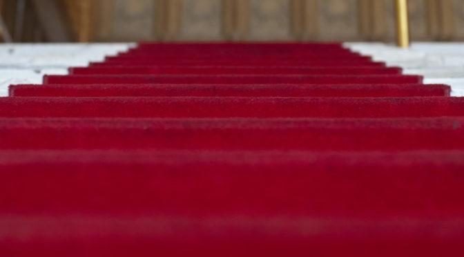 Liguria da red carpet