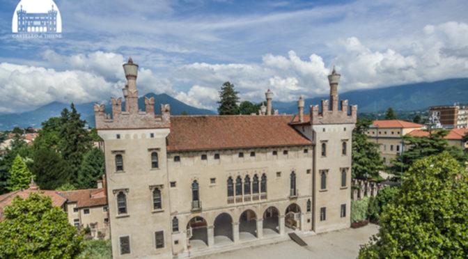 Veneto, castelli e dimore storiche diventano location da film